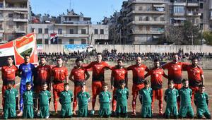 إصابة أربعة لاعبين من نادي الاتحاد الحلبي بحادثة طعن وإطلاق نار