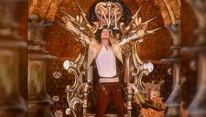 مايكل جاكسون يظهر من جديد في لاس فيغاس !!