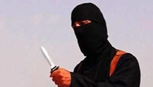 """تقارير: """"جون الجهادي"""" المقنّع منفذ عمليات الذبح لدى داعش.. بريطاني مولود بالكويت يدعى محمد الموازي"""