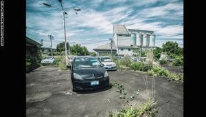 شاهد.. مصور يتسلل إلى المنطقة المحظورة في فوكوشيما