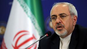 وزير الخارجية الإيراني، جواد ظريف