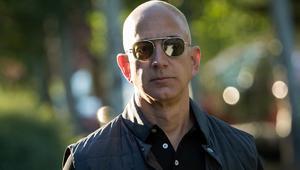 جيف بيزوس يبيع 1.1$ مليار من حصته بأمازون