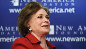 جيهان السادات، زوجة الرئيس المصري الأسبق أنور السادات
