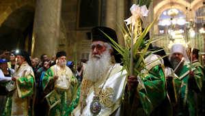 """الآلاف من أقباط مصر يتحدون """"عقوبات البابا"""" ويحجون إلى القدس بـ""""عيد القيامة"""""""