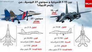 خارجية روسيا تعلن تعليق العمل باتفاقية السلامة الجوية مع أمريكا فوق سوريا