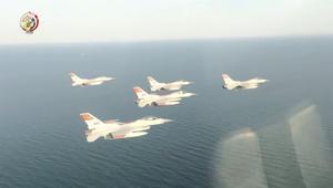 """جيش مصر ينشر فيديو لعمليات """"الثأر لضحايا المنيا"""" في ليبيا"""