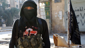 عنصر من جبهة النصرة