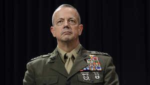 صورة ارشيفية للجنرال المتقاعد