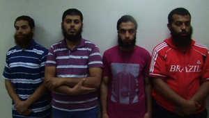 مصر: القبض على خلية إرهابية سافرت لسوريا وكانت تنتظر تكليفها بتنفيذ هجمات بالبلاد