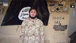 "نائب أردني يستهجن نشر ""داعش"" فيديو يظهر ابنه بهجوم بالعراق"
