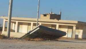 """بالصور: من الحدود الأردنية – السورية.. الطريق إلى """"جابر"""" معبدة بالحزن والذهول !!"""