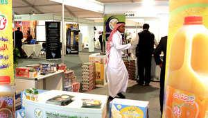 سعودي في أحد أسواق عمان (أرشيف)