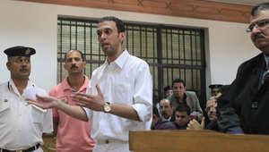 """مصر.. السجن 10 سنوات لـ""""الجاسوس"""" الأردني والمؤبد غيابياً لضابط الموساد الإسرائيلي"""