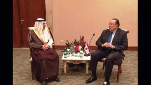 لقاء بين الجبير والمشنوق.. والوزير اللبناني: التوتر بين لبنان والسعودية بات وراءنا