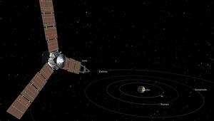 """أهلا بكم في كوكب المشتري!.. مسبار """"جونو"""" يصل إلى أكبر كواكب النظام الشمسي"""