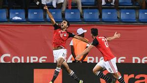 كهربا والحضري.. لاعب وحماه في تشكيلة منتخب مصر