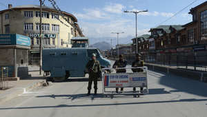 كشمير.. قتلى بهجوم على مركز للشرطة والجيش الهندي يحاصر المسلحين