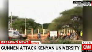 بالصور: قتال داخل جامعة كينية مجاورة للصومال اقتحمتها مجموعة مسلحة.. وأنباء عن محاصرة مسجد
