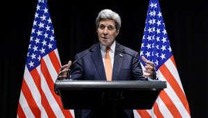 """كيري يرد على معارضي الاتفاق مع إيران: سيجعل العالم """"أكثر أمناً"""""""