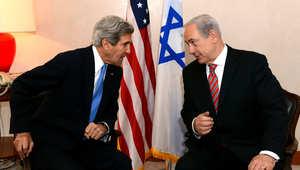 نتنياهو يرد على كيري: إسرائيل لن تصبح ثنائية القومية