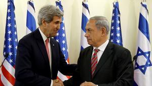 نتنياهو: خطاب كيري خيبة أمل في حق الدولة الديمقراطية الوحيدة بالشرق الأوسط
