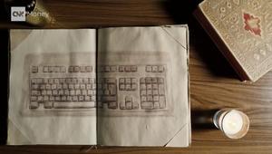 هل تساءلت يوماً لماذا تبدو لوحة مفاتيحك هكذا؟