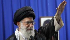صورة ارشيفية للمرشد الأعلى في إيران