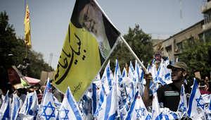 """دعا خامئني لدعم الشعب الفلسطيني لمواجهة """"العدو الوحشي""""على حد قوله"""