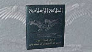 """شائعة إصدار داعش لجواز سفر """"دولة الخلافة"""" تشعل منتديات """"الجهاديين"""""""