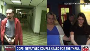 أمريكي وزوجته تعرفا إلى رجل من خلال موقع إلكتروني.. وقتلاه للمتعة