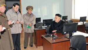 الزعيم الكوري الشمالي الشاب قبل اختفائه