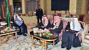 العاهل السعودي للوزراء الجدد بعد أداء القسم: هل نريد قدوم من نُعلّمه؟! نحن نريد من يعلمنا