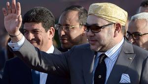 """العاهل المغربي يطلق اسم """"مجلس التعاون الخليجي"""" على فوج الضباط المتخرجين"""
