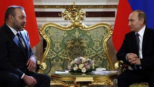 يزور العاهل المغربي الملك محمد السادس روسيا الاتحادية في زيارة