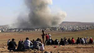 """معركة """"كوباني"""".. 200 مقاتل من """"البيشمرغة"""" يستعدون لمغادرة """"أرض العراق"""" لأول مرة منذ 1960"""
