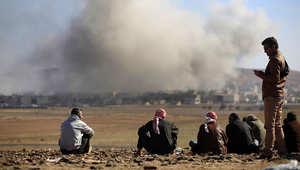 تضاربت التقارير بشأن استخدام أسلحة كيماوية في كوباني
