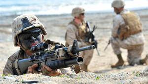 من تمرين عسكري مشترك بين كوريا الجنوبية والولايات المتحدة