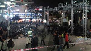 نهاية مأساوية لحفل موسيقي في كوريا الجنوبية بسقوط 16 قتيلاً و11 جريحاً