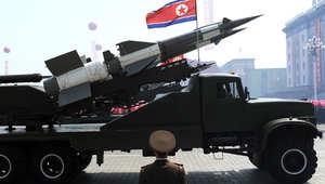 """كوريا الشمالية تطلق 7 صواريخ.. أمريكا وكوريا الجنوبية تنهيان """"الحل الرئيسي"""" وتواصلان """"فرخ النسر"""""""