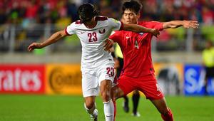 قطر تخسر من كوريا وتصعب المهمة على نفسها
