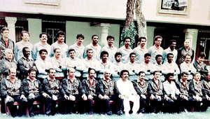 منتخب الكويت عام 1982