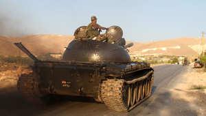 قوات لبنانية بالمنطقة