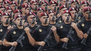 قدمت إيران منحة عسكرية للجيش اللبناني
