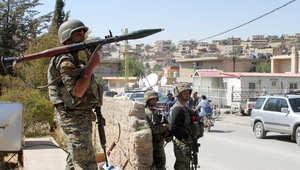 صورة ارشيفية لعناصر من الجيش اللبناني