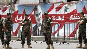 """إضراب عام يشل مؤسسات لبنانية.. وترقب """"الانفجار الكبير"""" في 14 مايو"""