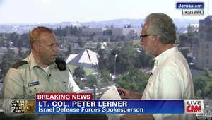 متحدث عسكري إسرائيلي لـCNN: حماس نقلت الضابط المخطوف عبر نفق لغزة وحاولت خطف جنود عدة مرات