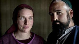 """فاطمة وزوجها هما اثنان من 35 شخصا مسلماً يقيمون في """"فيلانويفا دي لا فيرا"""""""