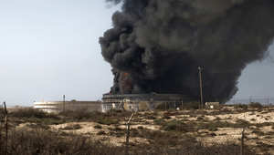 بالصور... حرائق النفط في ليبيا منذ 2011 من راس لانوف إلى السدرة