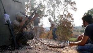 تواصل المليشيات الليبية المسلحة الاقتتال