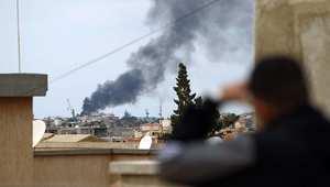 صورة أرشيفية لبعض لمواجهات المسلحة في ليبيا
